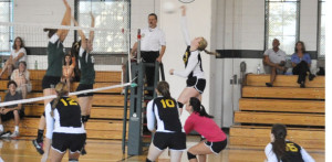 Mid-Season Volleyball