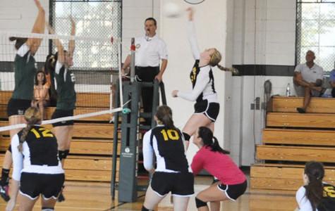 Mid-Season Volleyball