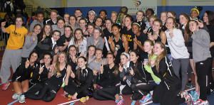Indoor Track and Field Championship
