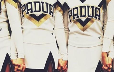 Padua Cheerleaders Set the Bar High for this Season