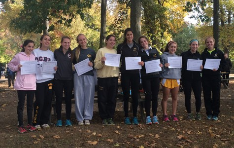 Cross Country Wins Catholic Conference Championship