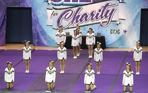 Cheer for Charity: JV Edition