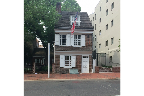 A Visit to the Betsy Ross House