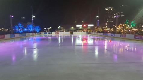 A Winter Wonderland at Penn's Landing