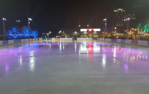 A Winter Wonderland at Penn's Landing
