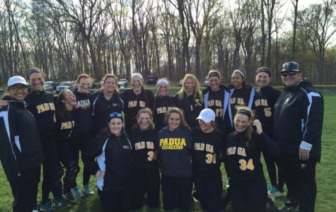 Padua Pandas: Take the Field