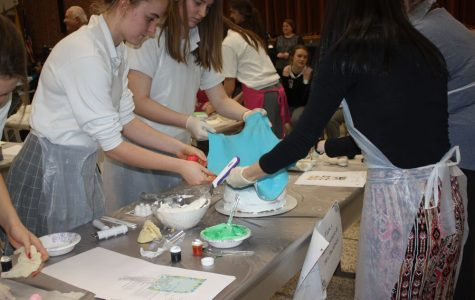 Cake Decorating Contest