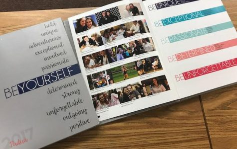 Yearbook Distribution: 2017 Theme Revealed