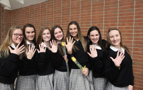 Class of 2019 Ring Mass