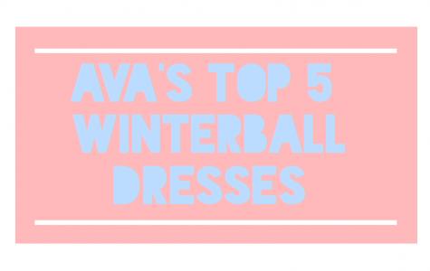 Ava's Top 5 Winterball Dresses