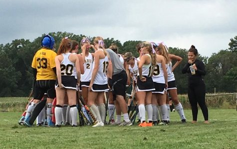 Padua vs. Archmere Field Hockey Big Win