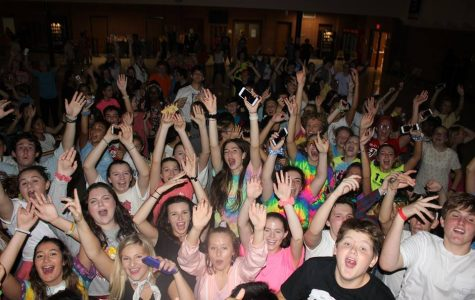 Flashback to the Friday Dance