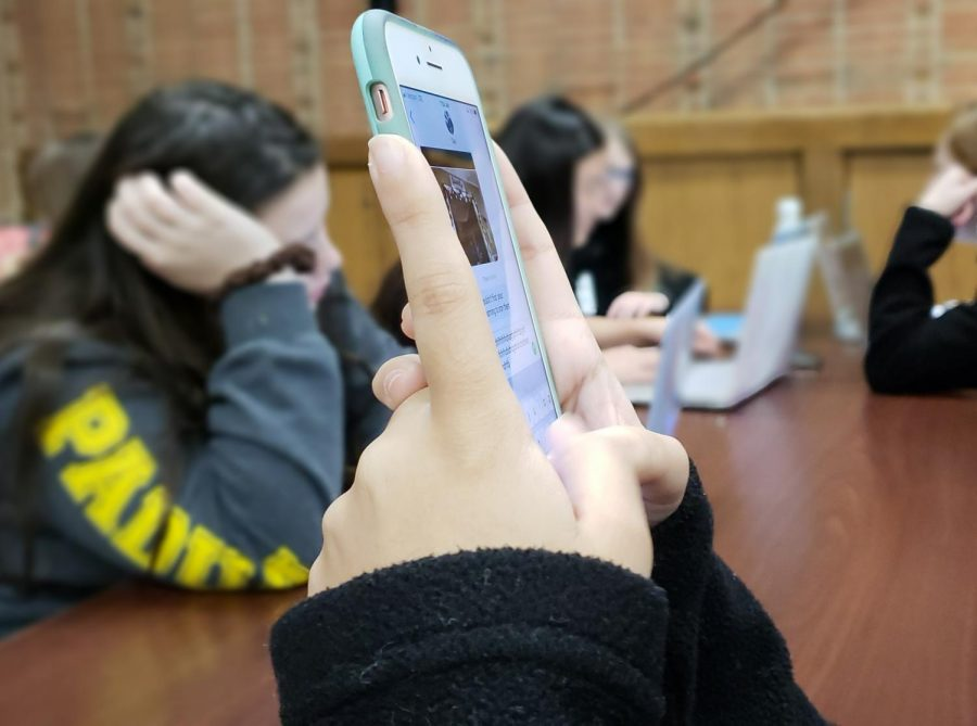 Texting is a very common way to stay in touch. Has it dominated the world of communication?