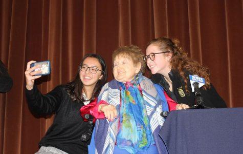 Eva Kor Visits Padua, Shares Story of Forgiveness and Hope
