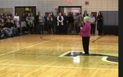 Mrs. Mann Announces Retirement