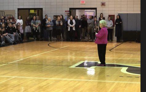 Mrs. Mann Announces Retirement