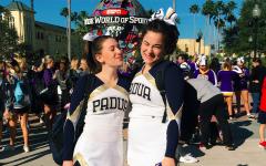 Cheer Team Makes History