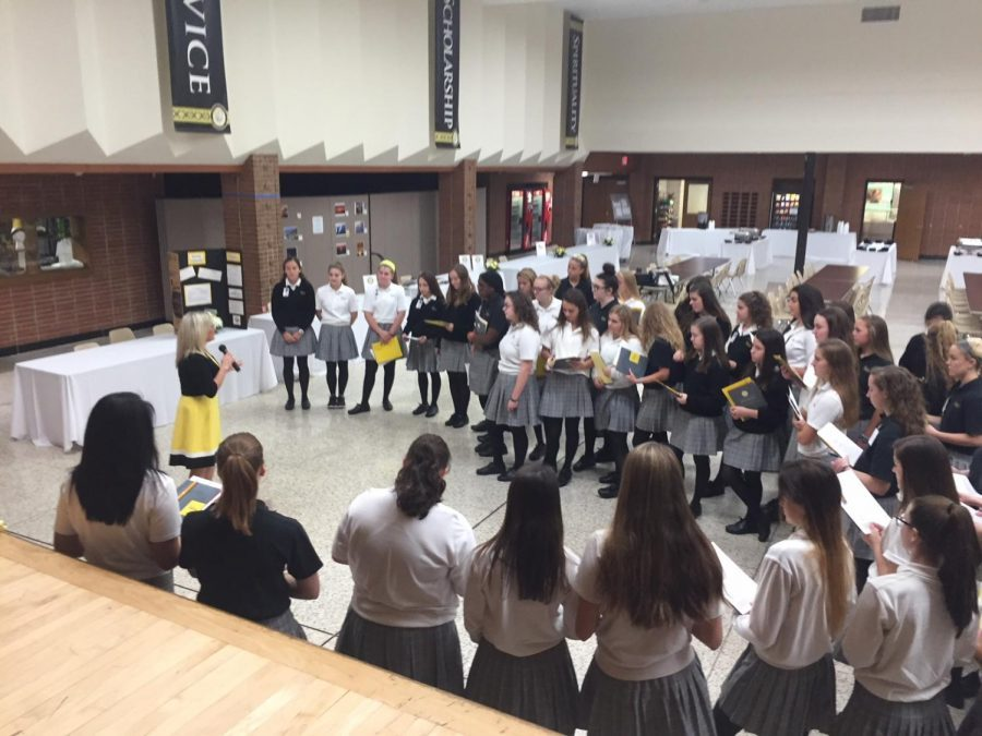 Padua%27s+open+house+is+held+every+year.+Families+are+able+to+come+tour+the+school+and+get+a+beter+sense+of+the+environment+and+academics.