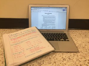 Handwriting vs. Typing Notes: The Great Debate
