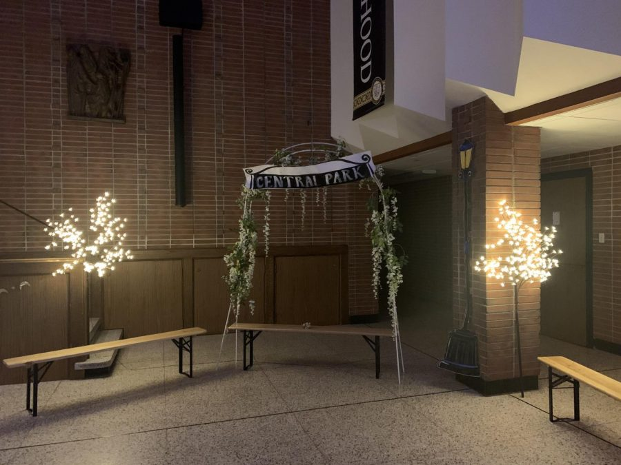On January 21st, Freshman and Sophomores had their Winter Ball. The theme was Lights in the City.