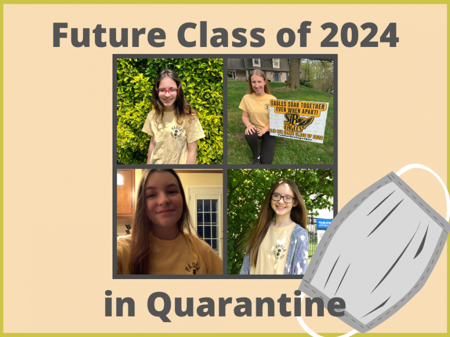 Class of 2024 in quarantine