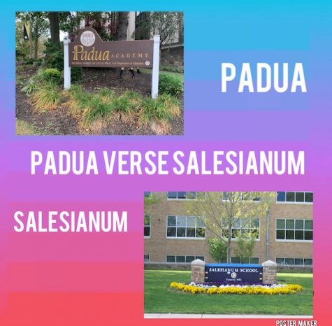 Salesianum vs Padua handling Covid 19
