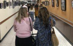 Prospective Students Tour Padua at Open House